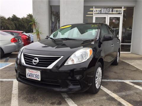 2012 Nissan Versa for sale in Davis, CA