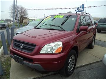 2003 Honda Pilot For Sale In Fairless Hills Pa