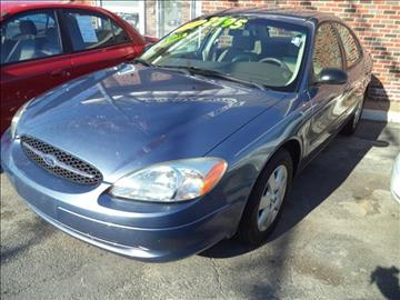 2001 Ford Taurus for sale in Hazel Crest, IL