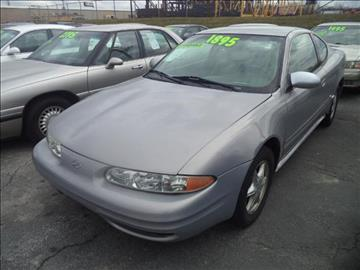 2000 Oldsmobile Alero for sale in Hazel Crest, IL