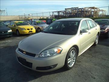 2011 Chevrolet Impala for sale in Hazel Crest, IL