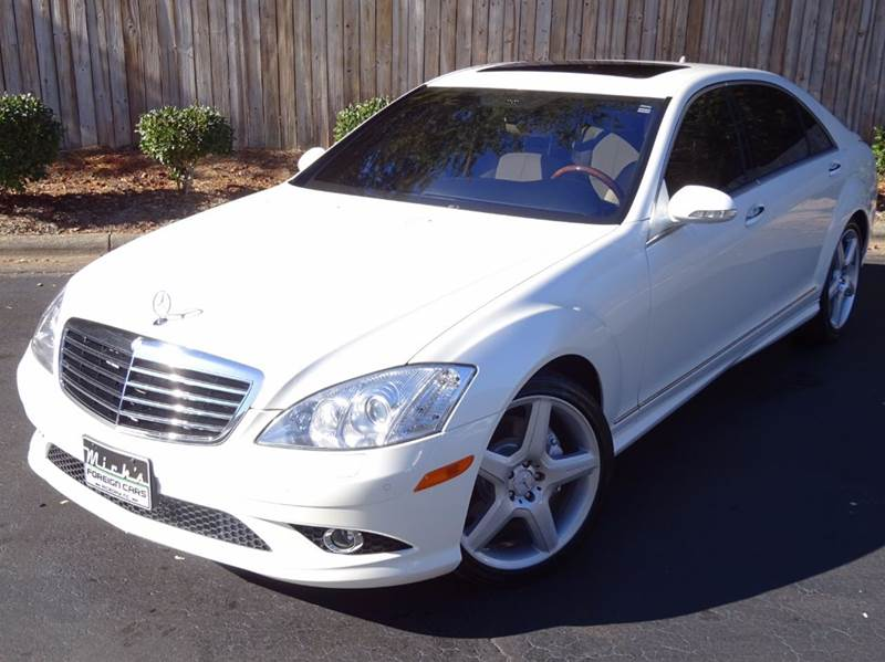 mercedes benz s class for sale in north carolina