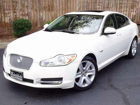 2010 Jaguar XF for sale in Hickory, NC