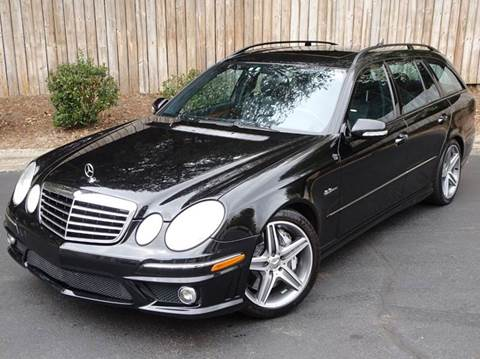 2007 mercedes benz e class for sale in north carolina for Mercedes benz north carolina