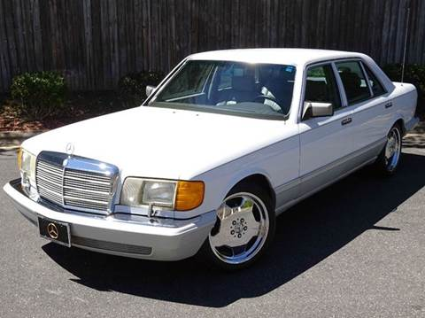 1991 Mercedes-Benz 420-Class for sale in Hickory, NC