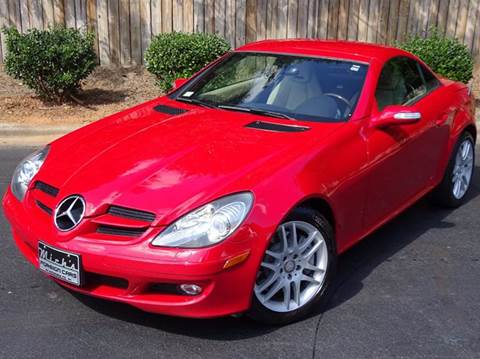 2008 Mercedes-Benz SLK for sale in Hickory, NC