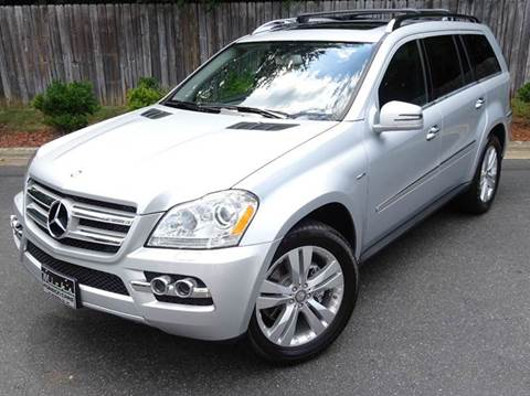 Used mercedes benz gl class for sale north carolina for Used mercedes benz for sale in nc