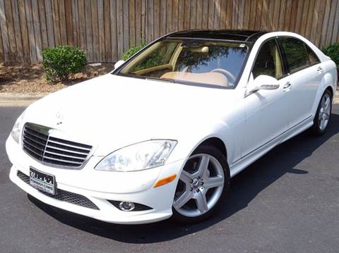 2007 Mercedes-Benz S-Class for sale in Hickory, NC