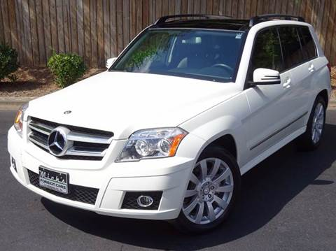 2012 Mercedes-Benz GLK for sale in Hickory, NC