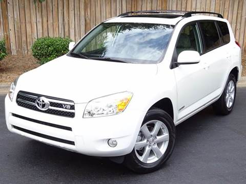 Foreign Used Rav4 Price >> Used 2007 Toyota RAV4 For Sale in North Carolina - Carsforsale.com