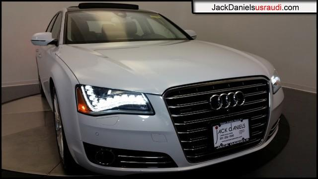 2014 audi a8 for sale in upper saddle river nj. Black Bedroom Furniture Sets. Home Design Ideas