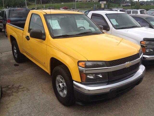 2007 chevrolet colorado ls 2dr regular cab sb in mt sterling ky doug dawson motor sales. Black Bedroom Furniture Sets. Home Design Ideas