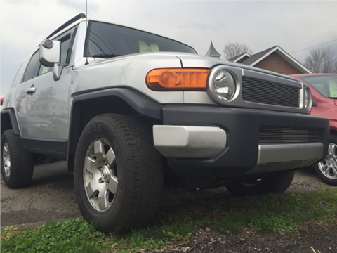 2007 Toyota FJ Cruiser for sale in East Windsor, CT