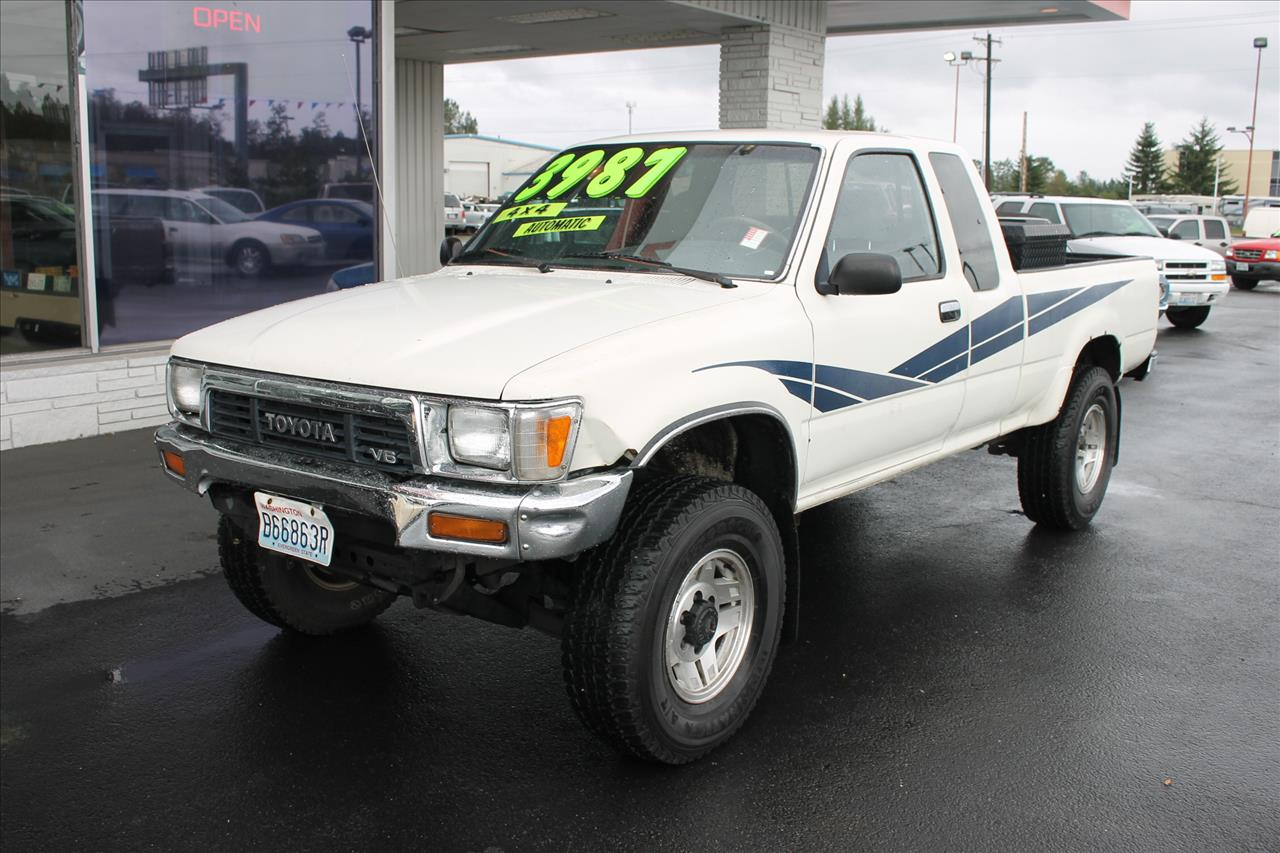 Pickup For Sale: Toyota 1990 Pickup For Sale