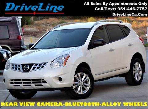 2015 Nissan Rogue Select for sale in Murrieta, CA