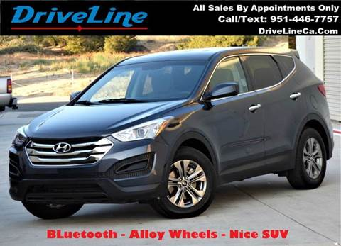 2016 Hyundai Santa Fe Sport for sale in Murrieta, CA