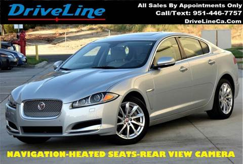 2015 Jaguar XF for sale in Murrieta, CA