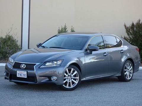 2013 Lexus GS 350 for sale in Temecula, CA