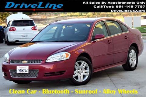 2014 chevrolet impala limited for sale in murrieta ca