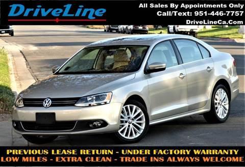2014 Volkswagen Jetta for sale in Murrieta, CA