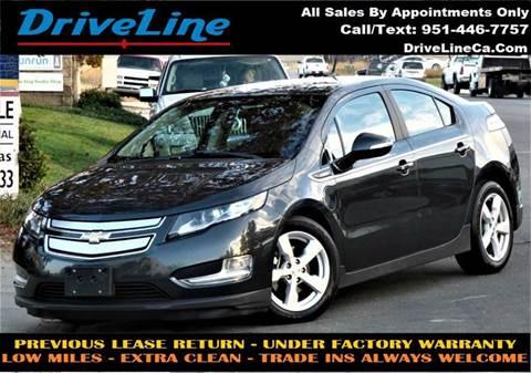 2014 Chevrolet Volt for sale in Murrieta, CA