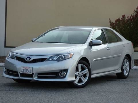 2013 Toyota Camry for sale in Temecula, CA