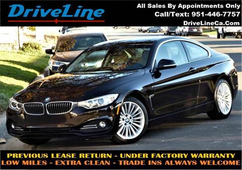 2014 BMW 4 Series for sale in Murrieta, CA