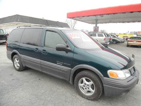 1998 Pontiac Trans Sport for sale in York, PA