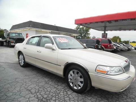 2003 Lincoln Town Car for sale in York, PA