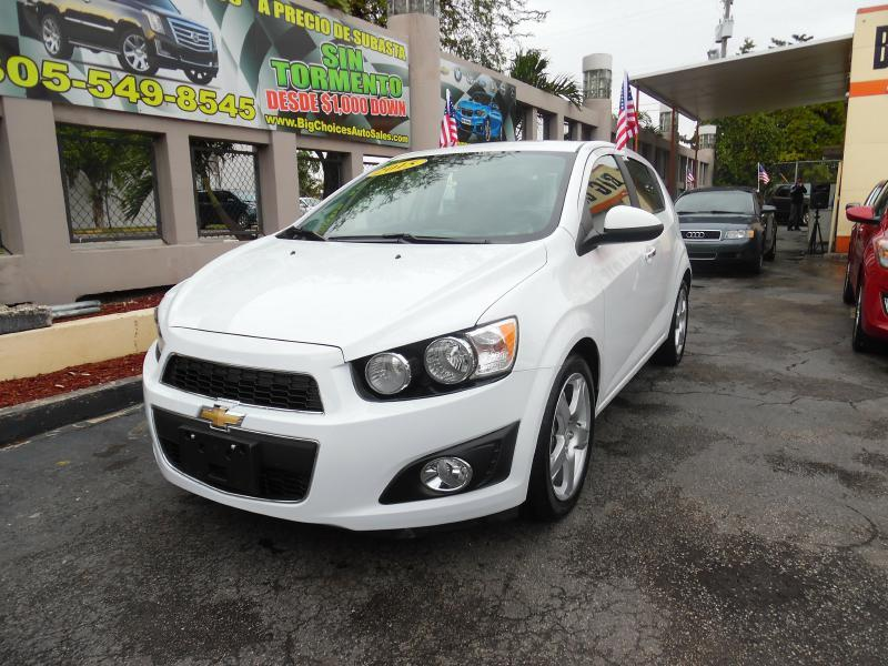 2015 chevrolet sonic ltz hatchback for sale cargurus. Black Bedroom Furniture Sets. Home Design Ideas