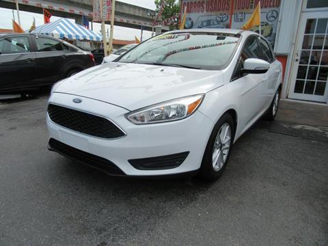 2016 Ford Focus for sale in Hialeah, FL