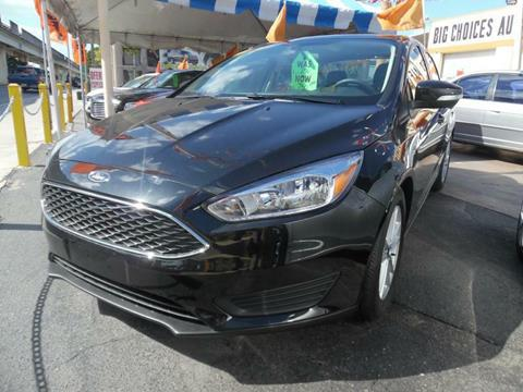 2015 Ford Focus for sale in Hialeah, FL