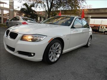 2011 BMW 3 Series for sale in Hialeah, FL