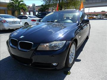 2009 BMW 3 Series for sale in Hialeah, FL