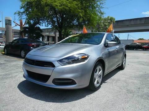 2016 Dodge Dart for sale in Hialeah, FL