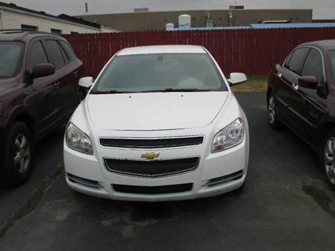2009 Chevrolet Malibu for sale in La Vergne, TN