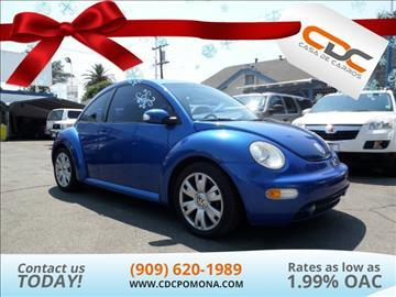 2003 Volkswagen New Beetle for sale in Pomona, CA