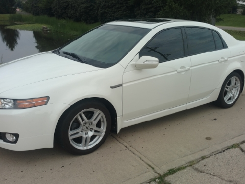 2008 Acura TL for sale in Mason, OH