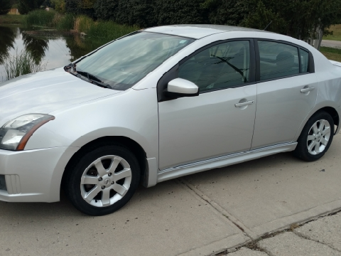 2011 Nissan Sentra for sale in Mason, OH