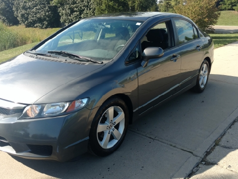 2011 Honda Civic for sale in Mason, OH