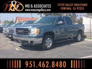 2007 GMC Sierra 1500 for sale in Fontana, CA