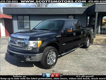 2013 Ford F-150 for sale in Springdale, AR