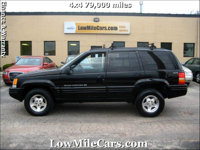 1998 jeep grand cherokee limited edition 4dr 4wd suv in. Black Bedroom Furniture Sets. Home Design Ideas
