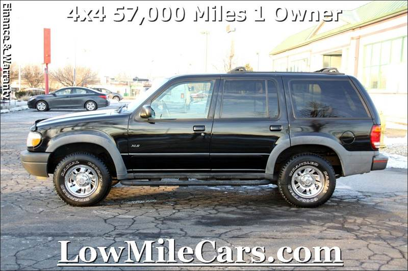 2000 ford explorer 4wd suv xls 4dr in burr ridge il a1 au. Cars Review. Best American Auto & Cars Review