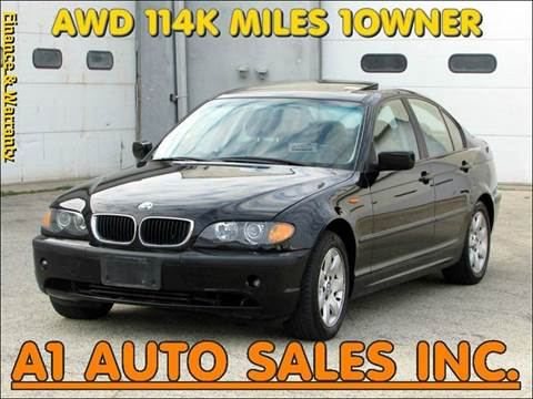 2002 BMW 3 Series for sale in Burr Ridge, IL