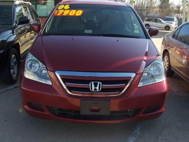 2006 Honda Odyssey for sale in Fredericksburg VA