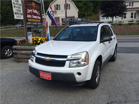 2006 Chevrolet Equinox for sale in Barre, VT