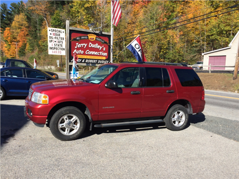 2004 Ford Explorer for sale in Barre, VT