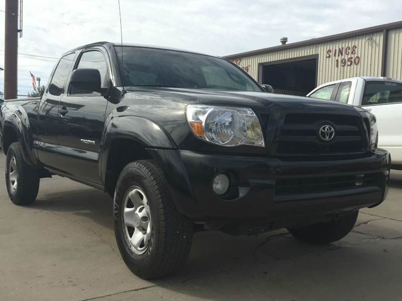 toyota tacoma for sale in oklahoma. Black Bedroom Furniture Sets. Home Design Ideas