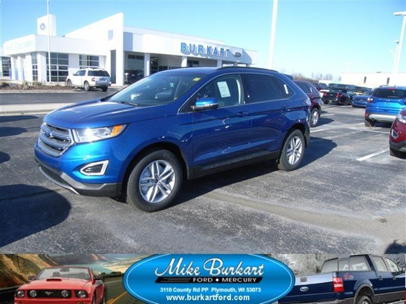 ford edge for sale in plymouth wi. Black Bedroom Furniture Sets. Home Design Ideas